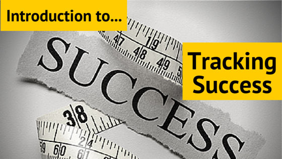Introduction to TRACKING SUCCESS